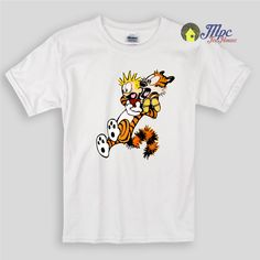 Like and Share if you want this  Calvin and Hobbes Shocking Kids T Shirts     Calvin and Hobbes Shocking Kids T Shirts is ethically made and hand printed to order. We print on a premium, 100% preshrunk cotton tee that looks and feels great on kids, children and youth. It's soft, durable and will last for years. Calvin and Hobbes Shocking Kids T Shirts – suitable for boys and girls, this kids shirt features a surprisingly Calvin and Hobbes ...    Tag a friend who would love this!     FREE…