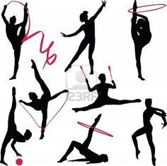 Gymnastic Rhythmic - Ginnastica Ritmica