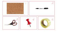 [DIY] – Pour décorer : la mappemonde en liège Bullet Journal, Decoration, Sweet, Diy Decorating, Do It Yourself Crafts, Memories Box, Diy For Room, World Maps, Worldmap