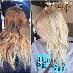 Amazingness!!! Hair by @nicolette_deckert