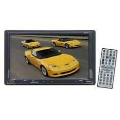 7'' Double Din TFT Touch Screen DVD/VCD/CD/MP3/MP4/CD-R/USB/SD-MMC Card Slot /AM/FM
