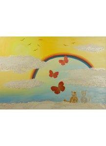 """Ölmalerei """"Nero's Heaven"""""""