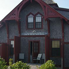 Nantucket: Star of the Sea hostel - Stay beachside at HI-Nantucket and explore the island by bicycle and kayak. <br />
