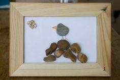 Using Pebbles To Make Pebble Art