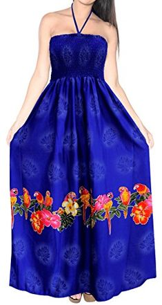 New La Leela Tube Dress Maxi Skirt Beach Sundress Halter Boho Evening Party Swimsuit Backless online. Find the perfect AMiERY Dresses from top store. Sku emta25437hgbs49684