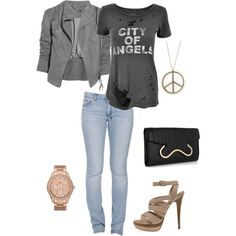fashion, peace, perfecto, polyvore, skinny jeans