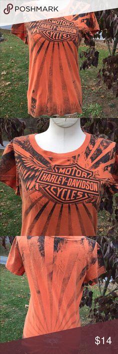 Harley Davidson T Shirt Size Medium SAN Diego Size medium. Super gently preowned Harley-Davidson Tops Tees - Short Sleeve