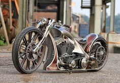 Unbreakable from Thunderbike Custom Motorcycles