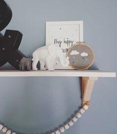 Eindrücke aus unserer Wohnung in Instagram-Fotos - Kinderzimmer Deko