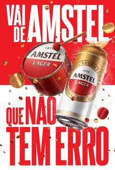 JWT | Amstel on Behance