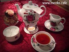Ostfriesische Teetiedt, nach traditioneller Zeremonie