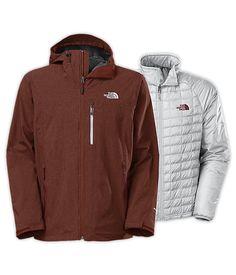 The North Face Jacket Furano Hyvent Primaloft Heathered