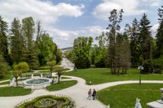 Tivoli Park Ljubljana Slovenija
