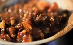 The Best Chilli Ever Recipe by Nichola Smith