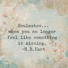 Soulmates ❤️