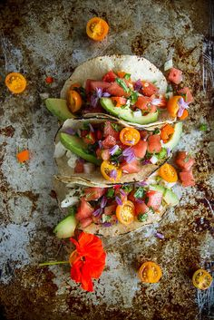 grilled halibut tacos with watermelon salsa grilled halibut tacos with ...