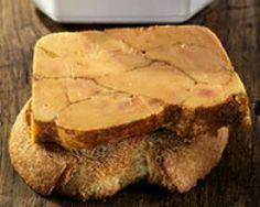 Terrine de foie gras au riesling - Une recette CuisineAZ