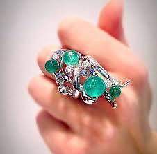 Resultado de imagen para scavia opal rings