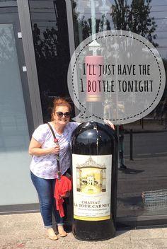 My kinda bottle of wine. #yesBerlin!