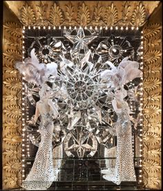 Bergdorf Goodman's Christmas Windows