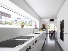 Attractive Haus R #interior #einrichtung #dekoration #decoration #living #Küche #modern