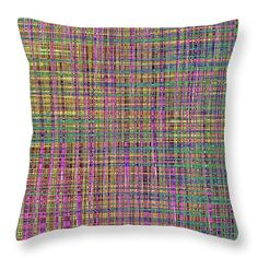 "Jancart Fabric Design #5944 Throw Pillow by Tom Janca.  Our throw pillows are made from 100% spun polyester poplin fabric and add a stylish statement to any room.  Pillows are available in sizes from 14"" x 14"" up to 26"" x 26"".  Each pillow is printed on both sides (same image) and includes a concealed zipper and removable insert (if selected) for easy cleaning."