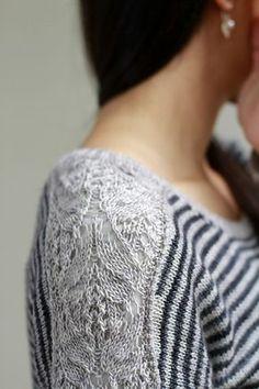 Japan Sleeves pattern by Joji Locatelli