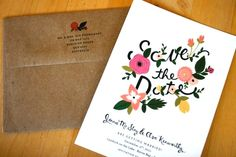 illustrative save the date