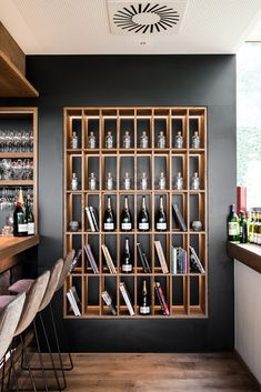 k3 - Möbelbau Breitenthaler, Tischlerei Wine Rack, Cabinet, Storage, Furniture, Home Decor, Cosy House, Carpentry, Oak Tree, Projects