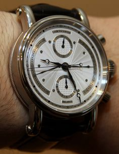 Best watches in 2012 ~ CHRONOSWISS BALANCE