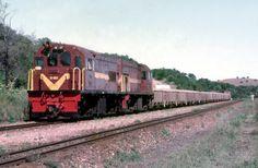 South African Railways, Heritage Railway, New Brighton, Port Elizabeth, Kwazulu Natal, Electric Locomotive, General Electric, Diesel, September