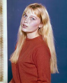 Mia Farrow, 1964.                                                       …