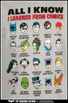 Go like the goddamn batman page on Facebook
