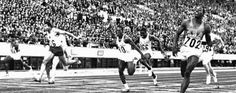 talk2paps: History of 100 mtr sprint at the Olympics!