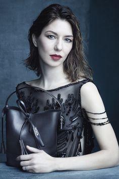 Платье Софии Коппола от  Louis Vuitton's