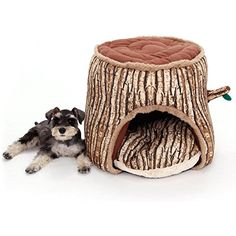 Pet Dog Bed Cat Dog House Winter Warm Tree shape dog kennel Soft Thicken Puppy ** You can get more details by clicking on the image. (This is an affiliate link) #DogHouses