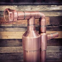These thermometers are designed to be compatible with our copper still kits. If you have one of our stainless steel stills, you'll want to purchase one of these Copper T, Copper Pot Still, Beer Brewing, Home Brewing, Copper Moonshine Still, Homemade Wine, Thing 1, Mountain Dew, Be Still