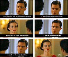 Chuck e Blair    *Como Chuck somente na serie mesmo =/