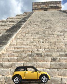Schomp MINI Adventure to Cancun!   MINI cooper   MINI cooper toy   Toy car   MINI cooper abroad   MINI cooper travel   travel   Mexico  