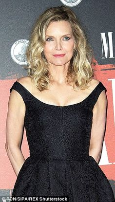 Back to TV: Michelle Pfeiffer (L) has been cast as Ruth Madoff (R) in HBO's long-awaited W...
