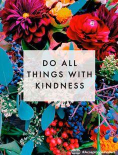 Lets keep it kind.