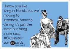 The best outlander Memes and Ecards. See our huge collection of outlander Memes and Quotes, and share them with your friends and family. Outlander Funny, Outlander Book Series, Outlander Tv Series, Sam Heughan Outlander, Crossfire Series, Jamie Mcguire, Book Boyfriends, Inverness, Books