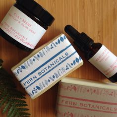 Browse unique items from Fernbotanicals on Etsy, a global marketplace of handmade, vintage and creative goods. Rosehip Oil, Jojoba Oil, Exfoliating Soap, Clay Masks, Fern, Aloe Vera, Natural Skin Care, Handmade Gifts, Ph