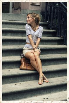 great summer casual yet polished
