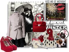 """""""Chicwish Happy New Year"""" by anniecy ❤ liked on Polyvore"""