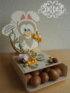 Chocolate box Easter