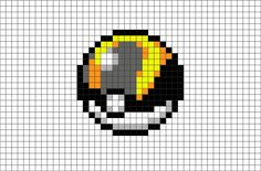 Pixel Pokemon, Pokemon Lego, Art Pokemon, Easy Pixel Art, Pixel Art Grid, Image Pixel Art, Modele Pixel Art, Minecraft Pixel Art, Minecraft Blueprints