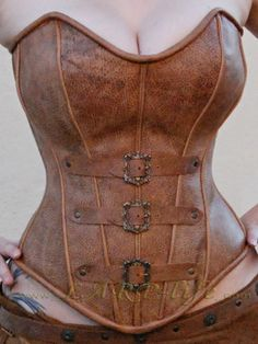 Corsage Korsett Steampunk Corsetwww.kathysholiday.com***Research for possible future project.