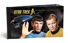 Hobby Stamp Collecting Products - Star Trek 50th Anniversary  Prestige Stamp Booklet  Captain Kirk Spock Scotty Doctor Leonard Bones McCoy and Kor  Collectible Postage Stamps Canada * Want additional info? Click on the image.