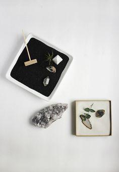 DIY Zen Garden @themerrythought
